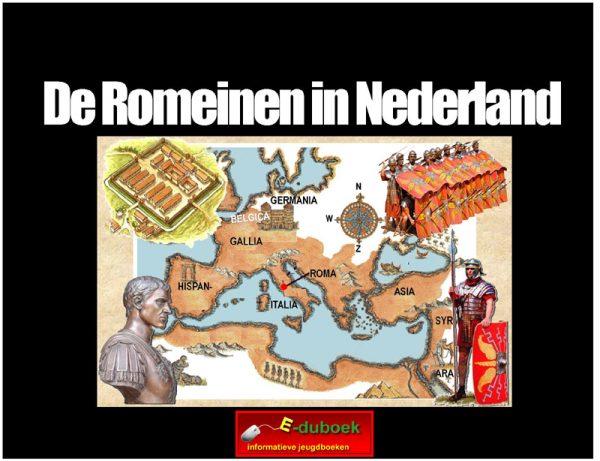7823 de Romeinen in Nederland (h)